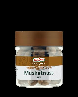 Kotányi Gourmet Muskatnuss ganz in der 400ccm Dose
