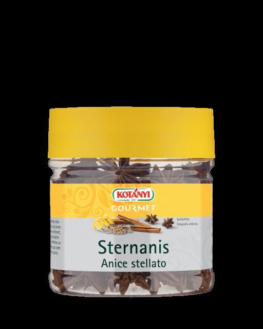 Kotányi Gourmet Sternanis in der 400ccm Dose