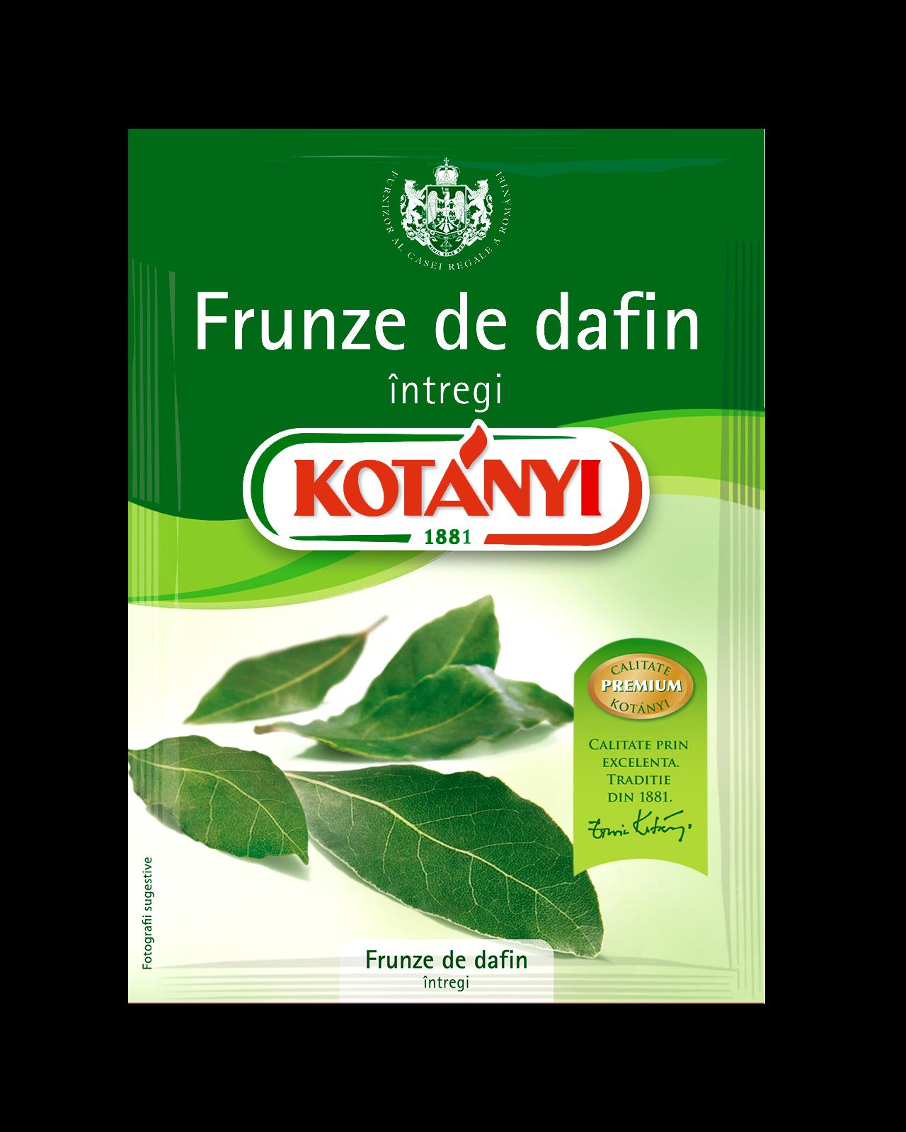 1534095 Kotanyi Frunze De Dafin B2c Pouch