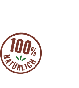Naturla Snack 100% Natuerlich Badge