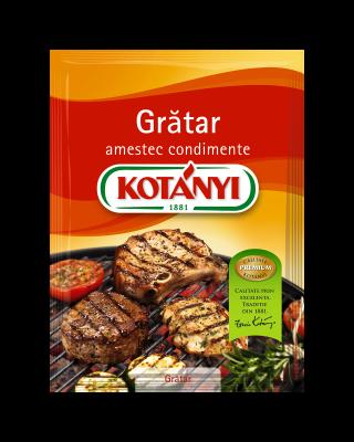 151909 Kotanyi Gratar B2c Pouch