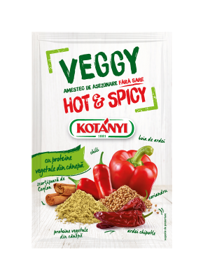 3557095 Kotanyi Veggy Hot Spicy B2c Pouch
