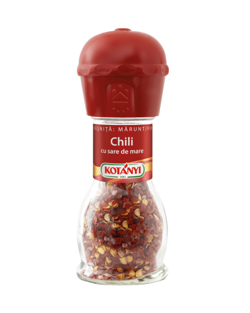 411509 Chili Coarse Salt