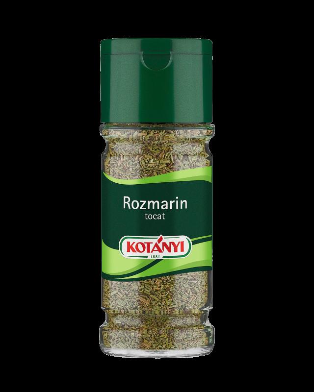 4187096 Kotanyi Rozmarin Tocat B2c 100 Glass