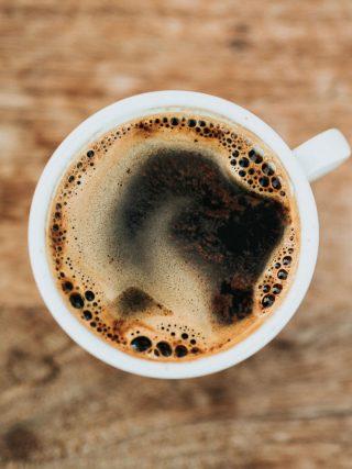 Coffee Spice Tasse