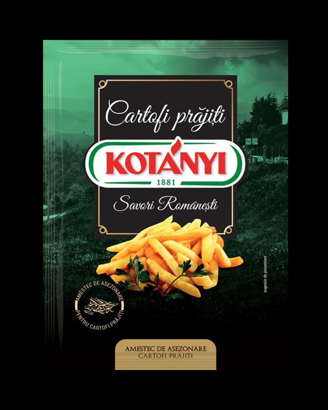 1431095 Lokale Kueche Pommes Frites